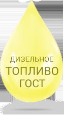 дизельное топливо ГОСТ