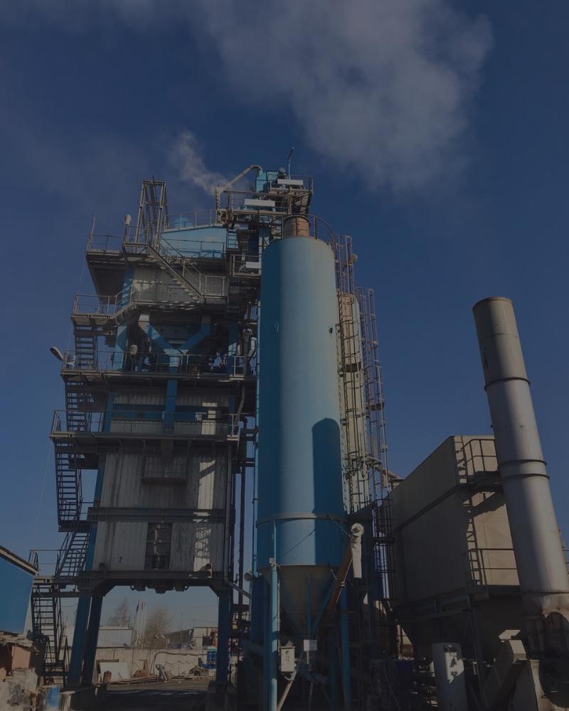 асфальтно-бетонные заводы